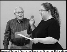 Janelle Nicolaus Added To School District Of   Horicon Board Of Education
