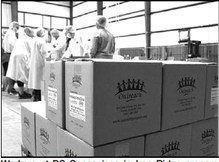 PS Seasoning Of Iron Ridge Donates 100,000   Meals To Fight Hunger