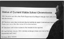 School District Of Mayville Board Of Education  Approves Chromebook Purchases