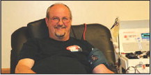 Mayville Blood Drive Collects 73 Units