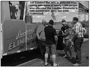 Luedtke Eliminator Celebrates 50 Years Of Pulling