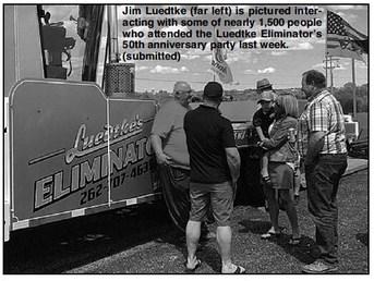 Luedtke Eliminator Celebrates 50 Years Of Pulling