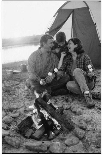 Make campfires safe and enjoyable