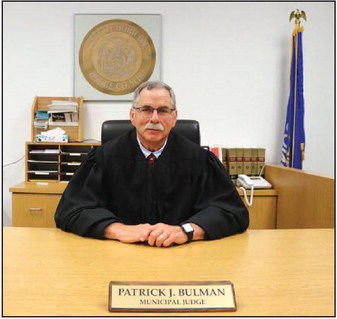 Compassion, Education Are Key For New Municipal Judge Patrick Bulman
