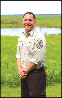 Bill Peterson Joins Horicon National Wildlife   Refuge As Manager