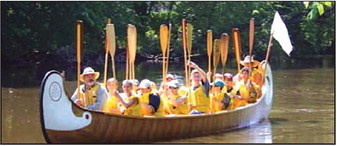 MLSM To Present 'Voyageurs Of  Early Wisconsin's Fur Trade'