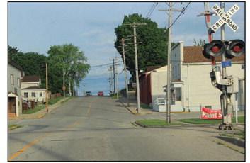 Village Board Discusses Railroad Quiet Zones