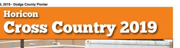 Cross Country 2019