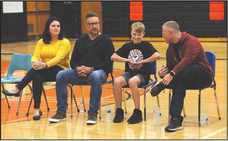 National Recovery Advocates Deliver Timely  Advice For Horicon High School Students