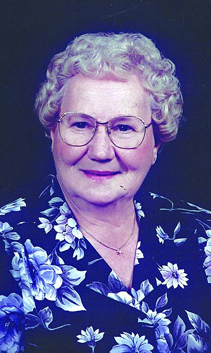Mildred M. Bunkoske