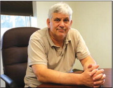 Chowder For Cheese: Meet Tim Kingman, Horicon's  Supervisor Of Public Works And Utilities
