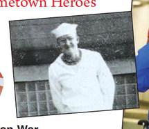 LEFT: Gene Wurtz at Naval ….