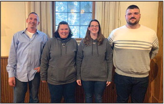 Burnett And Horicon Students Named To MPTC  Student Government Leadership Groups