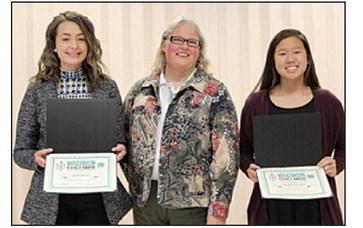 Local 4-H Members Wins Key Award