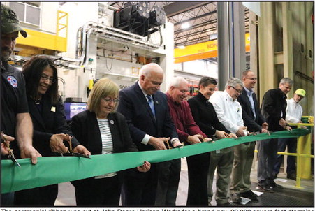 John Deere Horicon Works Celebrates  22,000-square-foot Expansion