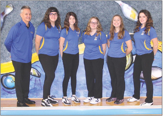 Bowling Teams  Expect To  Compete In  Conference