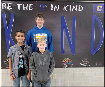 CMS November Students  Of The Month