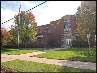 Van Brunt Memorial School Listed In The State Register Of Historic Places