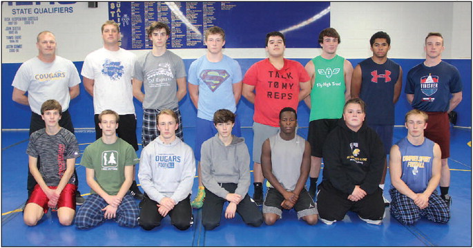 Wrestling Team Starts Season With New, But Familiar Face