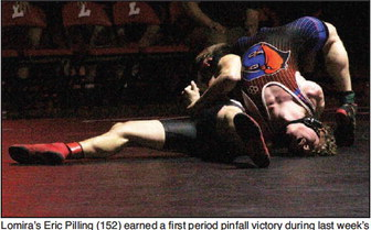 Lomira Loses First Conference Dual Of Season