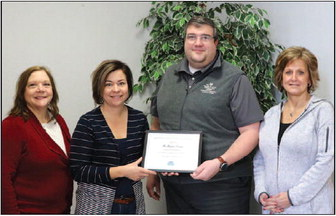 The VanderBloemen Hietpas And Foy Group Named  Main Street Mayville Partner Of The Year