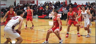 Lions End Losing Streak With Win In Mayville