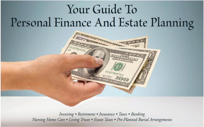 Your Guide To  Personal Finance And Estate Planning