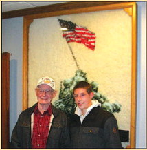 Testimonials From Horicon  Students' Annual Meet Up  With Area Veterans