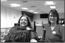 American Red Cross  Mayville Blood Drive Collects 61 Units
