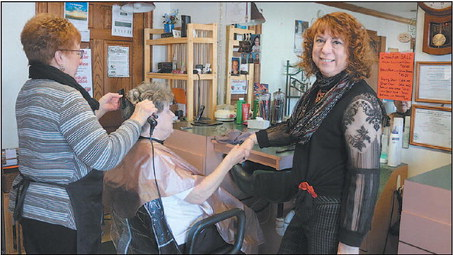 Hairstylists Set  To Retire