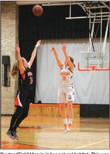 Heartbreaker In Horicon, Marshladies Fall To Oaks On Last Second Shot