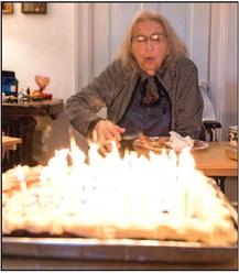 Return To Rushy Glen, DeLoris VanderVelde Celebrates 100th Birthday At Childhood Home