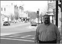 Meet Main Street Mayville's New Manager, Harland Bender