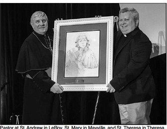 Money Raised Through Archbishop's Catholic Schools Dinner  Supports Local Education, Fr. Thomas Biersack Receives Award