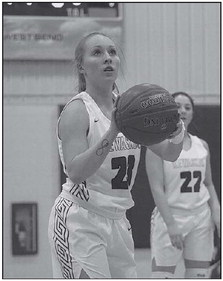 East Central All Conference Teams  Include Four KHS Athletes;  Paulowske Is A Unanimous Pick