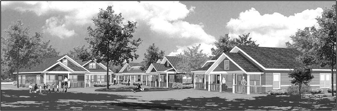 DCHA Announces 'Phase 2' Of Horicon Housing Project