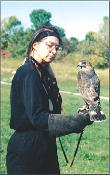 'The Bird Lady' Legacy Printed In Ink, Barbara Harvey's   Stories Published