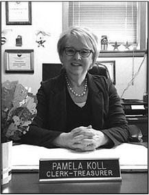 Pam Koll To Retire, Served As Theresa Clerk/Treasurer   For More Than 25 Years