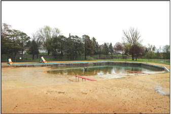 Village Closes Pool For 2020,  Reopens Playgrounds