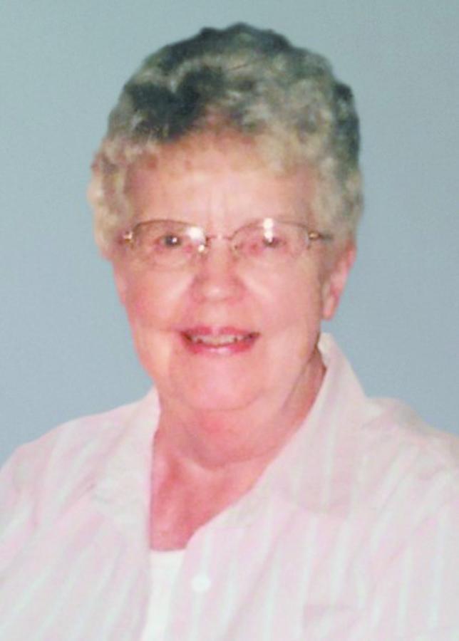 Nancy Mae Boyd