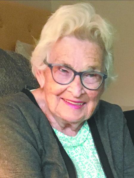 Marjorie A. Doherty