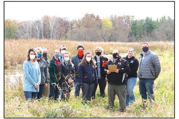 School District To Donate  Wetland To WDNR