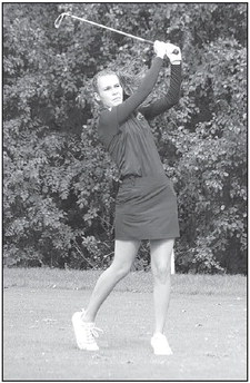 Anderson Advances  To Golf Sectionals