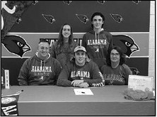 Evan Marx Commits To The University Of Alabama