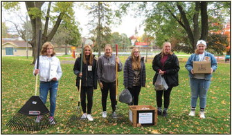 Lomira Girl Scouts Host Community Action Day In Village