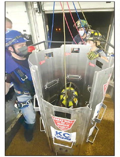 Campbellsport Fire Department Awarded Life-Saving Rescue Resources   To Help Defend Against Grain Bin Accidents