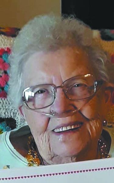 Edna M. Steinert