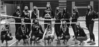 Marshladies Volleyball Moved To Spring Following COVID-19 Infections