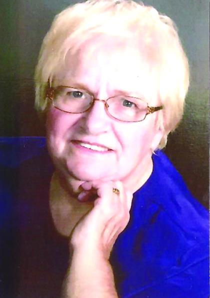 "Susan ""Suzie"" Geraldine Martin"