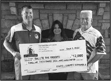 Stars And Stripes Scramble  Benefits Local Veterans